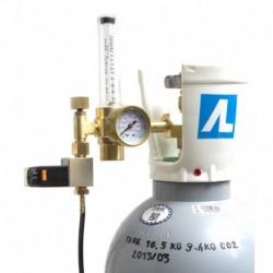 CO2VALVE DOSIFICADOR CO2 CON ELECTROVÁLVULAS